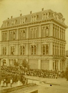 Masonic Hall (1871) Portland, Oregon