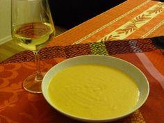 Veloute de légumes d'hiver - Recette de cuisine Marmiton : une recette
