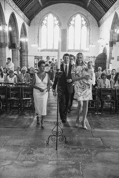 The Shepherds church christening photography, Ceremony shots