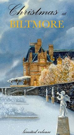 christmas-at-biltmore-red-wine-2016 | North Carolina | Pinterest