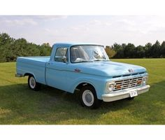 Baby Blue Dodge Pick Up Truck I Would Love To Have One Of These In This Exact Color