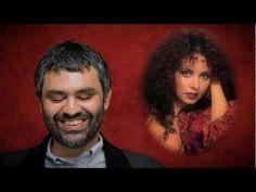 Sarah Brightman  & Andrea Bocelli  - Time to Say Goodbye Música linda wow!