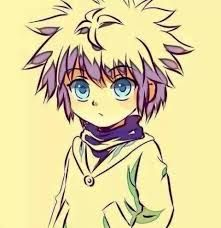 hunter x hunter kawaii