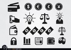 iconos dinero - Buscar con Google