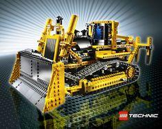 Tech Toys for Kids - Lego Technic