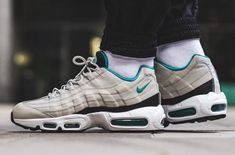 Look Out For The Nike Air Max 95 Essential Sport Turquoise