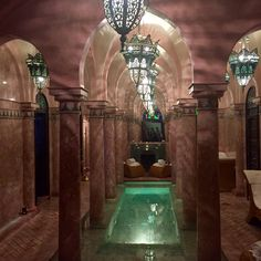 La Sultana, spa - we love