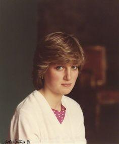 1981-07 Informal Portrait of Diana taken by Carole Cutner