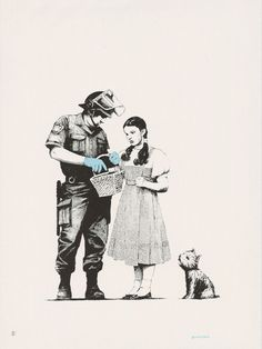 Banksy: Stop and Search