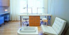 beauty salon design | NUSTA SPA | Inhabitat - Sustainable Design Innovation, Eco ...