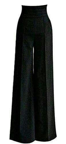 Top 10 Hkjievshop women sexy casual high waist flare wide long pants palazzo trousers - Up To Off Hkjievshop women sexy casual high waist flare wide long pants palazzo trousers, New Models - Compare Hkjievshop women sexy casual high waist flare wide lo Baggy Pants, Long Pants, Women's Pants, Pants Outfit, Wide Leg Pants, Look Fashion, Autumn Fashion, Fashion Black, Street Fashion