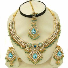 Wedding Jewelry Sets JVS-375