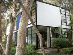 Charles and Ray Eames home!