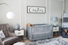 A modern nursery wit