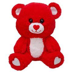 Home Element: SMALLFRY RED BEAR - Glubdub