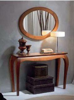Ideas para decorar el recibidor en estilo shabby chic - Muebles el viso malaga ...