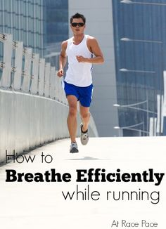 Wow, this is super interesting! How to breathe whilst running. I didn't realise it was such a big thing.