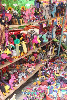 Artesanía,  San Cristóbal de las casas, Chiapas