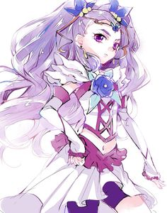 Yes! Pretty Cure 5 GoGo! | Milky Rose