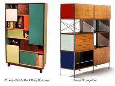 Color Blocking Furniture