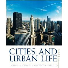 "Cities and Urban Life, authored by two of the best-known textbook writers in the field, provides a comprehensive introduction to urban sociology, urban anthropology, and urban studies courses. Primarily sociological in approach, this book incorporates historical, social, psychological, geographical, and anthropological insights. While strong in the classical urban sociology, it also gives extensive attention to the ""new"" political economy approach to urban studies. Also, the authors use…"