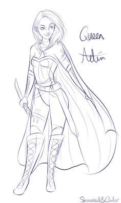 Queen Ailen
