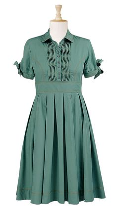 Just ordered this dress with a short balloon sleeve. #eShakti