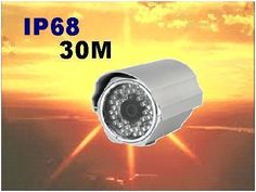 """1/3"""" D INFRARED CCD CAMERA-Security and Fire Safety Equipment"""