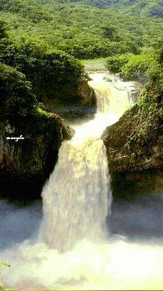 De tu interior correrán  ríos de agua viva, eso dijo del Espíritu santo que habían de recibir , porque todavía no había llegado el Espíritu santo, los ríos de agua viva están en tu inerior