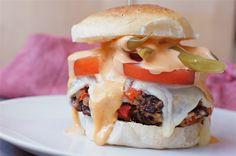 Le meilleur burger végétarien au monde!