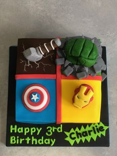 Sally Anns Cakes, handcrafted cakes for special occasions Marvel Birthday Cake, My Son Birthday, Sally Ann, Cakes Today, Cake Makers, Frozen Cake, Occasion Cakes, Celebration Cakes, How To Make Cake