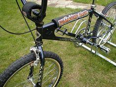 miss mine Bmx Bicycle, Bmx Bikes, Diamondback Bmx, Bmx Racing, Bmx Freestyle, Top 5, Old Skool, Mountain Biking, First Love