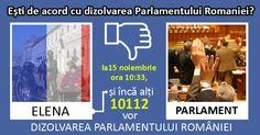 Demite-i și tu acum pe TOȚI PARLAMENTARII CORUPȚI, LENEȘI și INCOMPETENȚI!