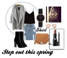 """""""Get set this Spring"""" by lizzie-tee ❤ liked on Polyvore featuring Smith & Cult, Loeffler Randall, Giorgio Armani, Linda Farrow, Abbott Lyon, Raey and Barbara Bui"""