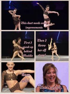 Dance moms comic made by @ Anja Enervold.Jill might actually … Dance moms comic made by @ Anja Enervold.Jill might actually tell Kendall to do that. Dance Moms Quotes, Dance Moms Funny, Dance Moms Facts, Funny Dance Quotes, Dancer Quotes, Dance Moms Chloe, Dance Moms Girls, Mom Jokes, Mom Humor