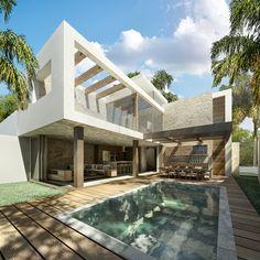 Casa IKAL - hector gomez arquitecto