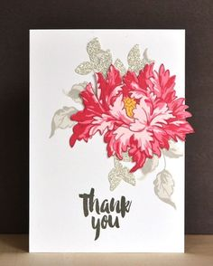 Tasnim sure knows how to put wow in cardmaking! Simply gorgeous! ❤️ #AltenewMajesticBloom #altenew