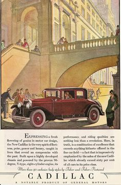 Cadillac & LaSalle/1928