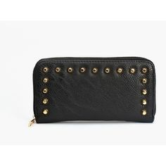 Total Stud Wallet ($30) ❤ liked on Polyvore