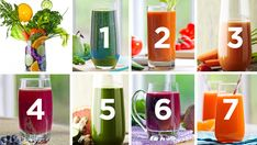 How to Start Juicing: 7-Day Juice Plan to Add More Fruits and Vegetables to Your Diet
