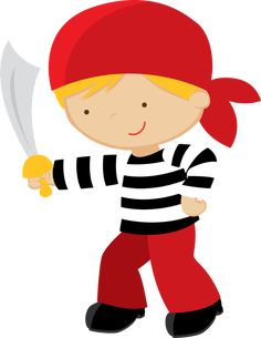 Menino Pirata | #daJuuh