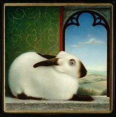 Koo Schadler: Portfolio: Egg Tempera Nature II