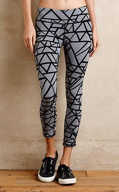 Geometry Performance Crops #anthrofave