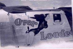 World War II bomber nose art