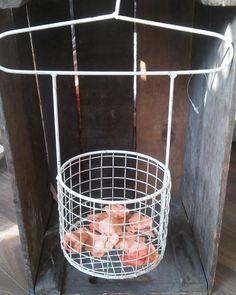 Hängekorb Korb Eisen Canning, Basket, Ice, Ideas, Other, Round Round, Home Canning, Conservation