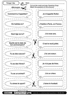 french pronoun practice packet includes dir indir y en writing in a foreign language. Black Bedroom Furniture Sets. Home Design Ideas