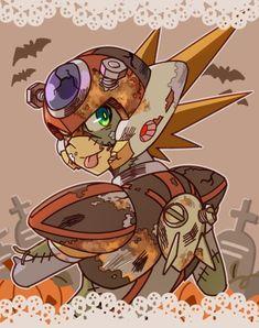 Axl In The Sky by Fukutan on DeviantArt Megaman Series, Fighting Robots, I Go Crazy, Frankenstein's Monster, Gremlins, Super Smash Bros, Game Character, Nostalgia, Animation
