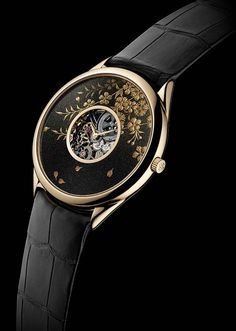 "New Vacheron Constantin's ""Métiers d'Art La Symbolique des Laques"" Series Presents Beautiful Work of Japanese Lacquer Artists"
