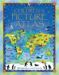 Moving Beyond the Page Purchase The Usborne Children's Picture Atlas