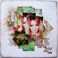 A Project by Mettek from our Scrapbooking Gallery originally submitted 02/01/12 at 12:14 PM